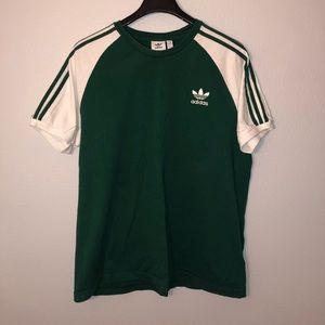 Adidas Three Stripe T-shirt